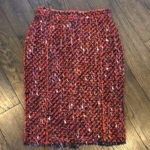 Dolce & Gabbana Wool Blend Skirt